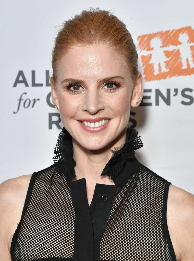Sarah Rafferty at The Alliance For Children's Rights 26th Annual Dinner in Beverly Hills 03/28/2018-5