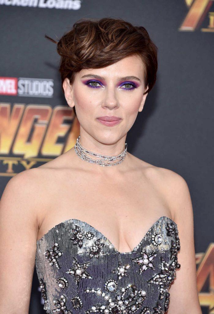 Scarlett Johansson at Avengers: Infinity War Premiere in Los Angeles 04/23/2018-5