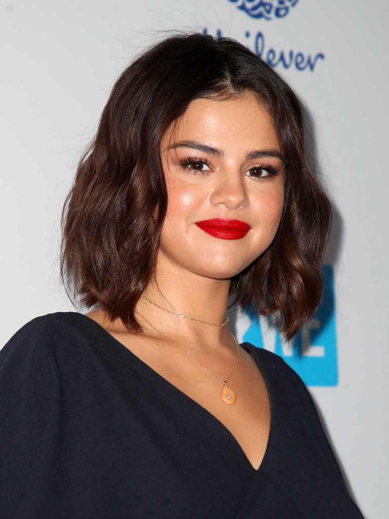Selena Gomez at WE Day California in Los Angeles 04/19/2018-5