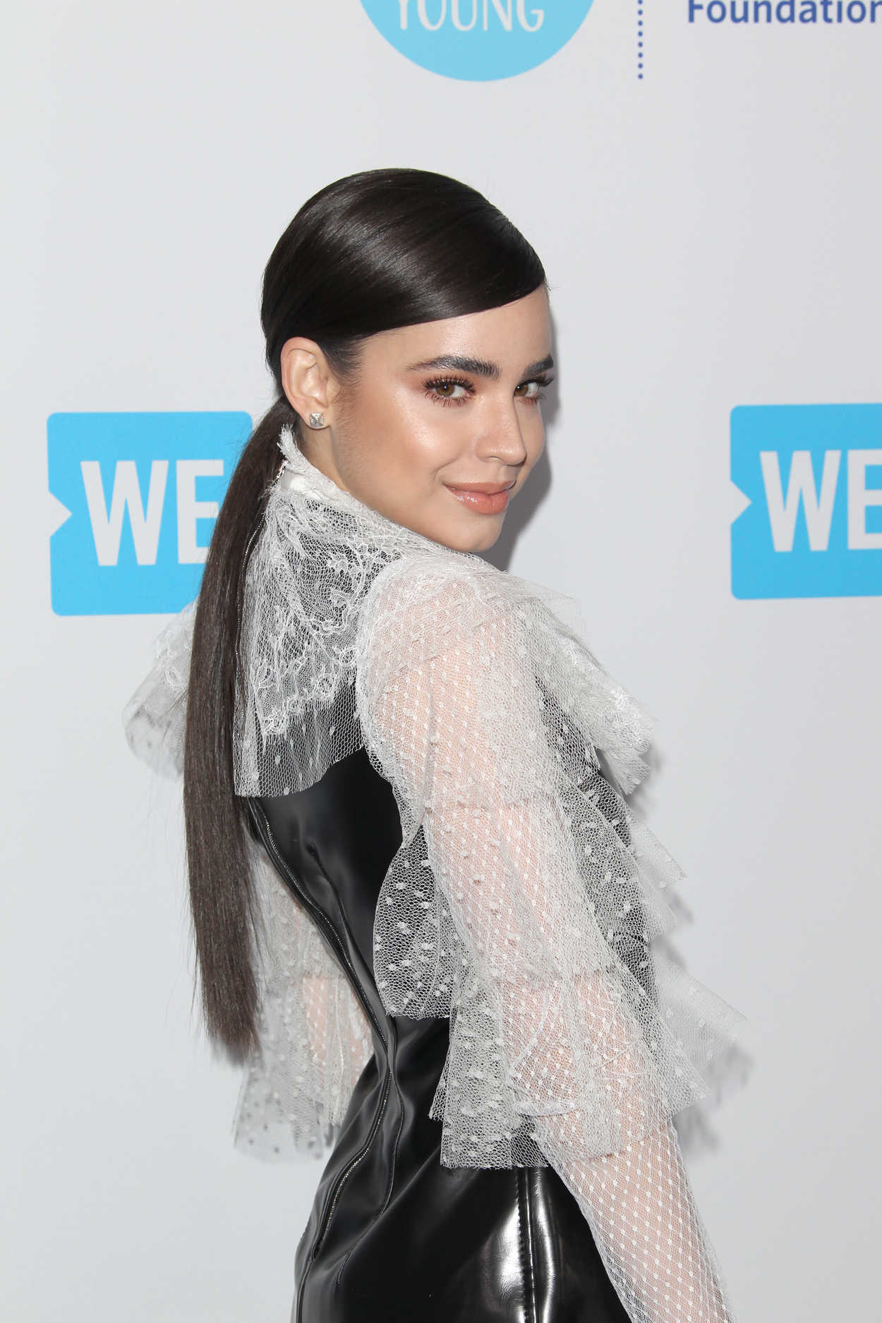 Sofia Carson At We Day California In Los Angeles 04 19