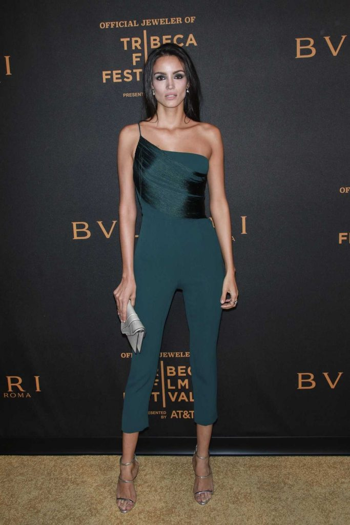 Sofia Resing at the BVLGARI World Premiere of The Conductor and The Litas in New York City 04/26/2018-1