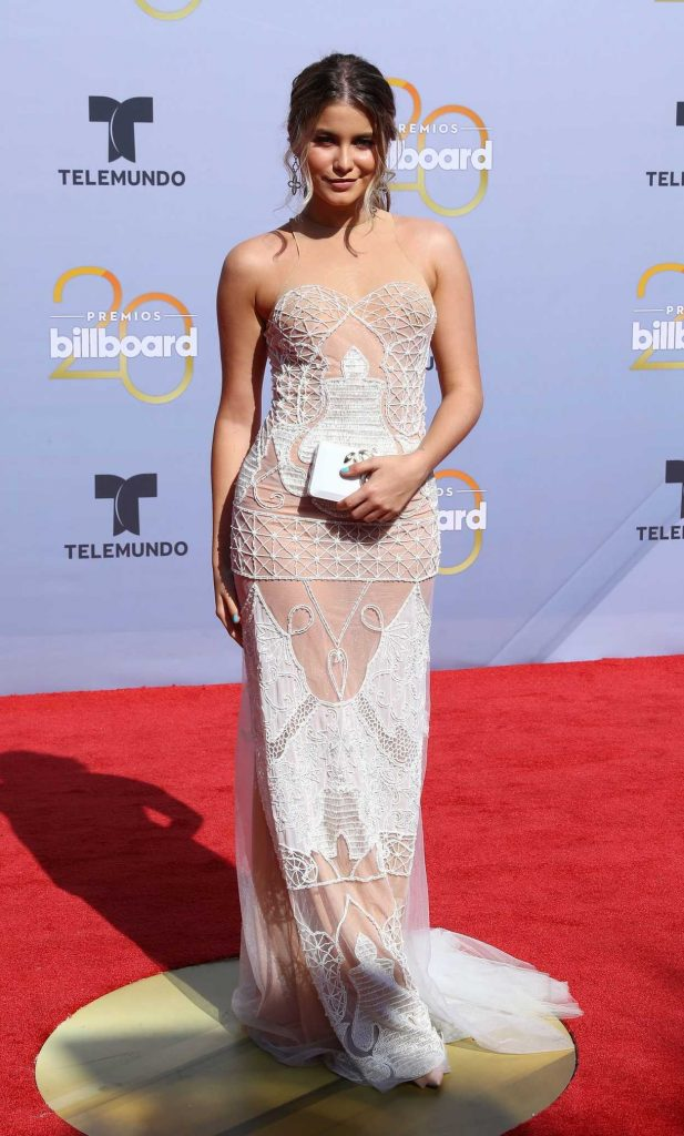 Sofia Reyes at 2018 Billboard Latin Music Awards in Las Vegas 04/26/2018-1