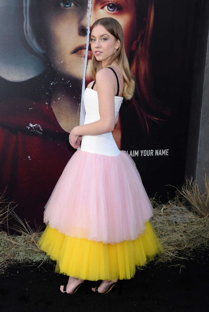 Sydney Sweeney at The Handmaid's Tale Season 2 Premiere in Hollywood 04/19/2018-4