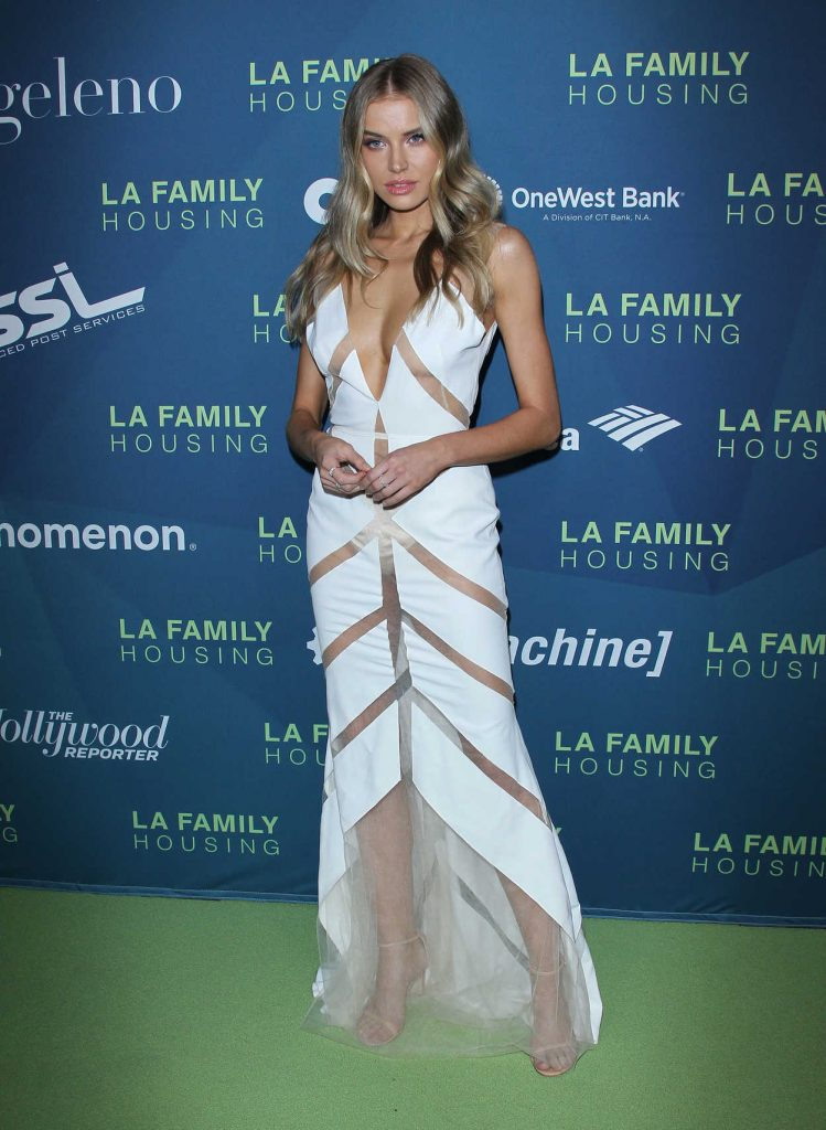 Tanya Mityushina at LA Family Housing Awards in West Hollywood 04/05/2018-2