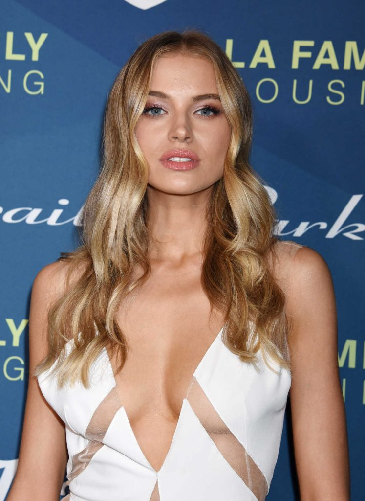 Tanya Mityushina at LA Family Housing Awards in West Hollywood 04/05/2018-5