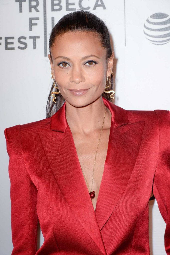 Thandie Newton at the Westworld Season 2 Premiere During the 2018 Tribeca Film Festival in New York City 04/19/2018-5