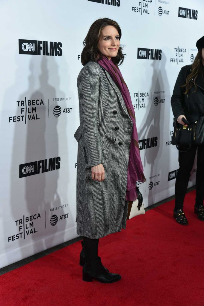 Tina Fey at the Love, Gilda Premiere During the Tribeca Film Festival in New York 04/18/2018-4
