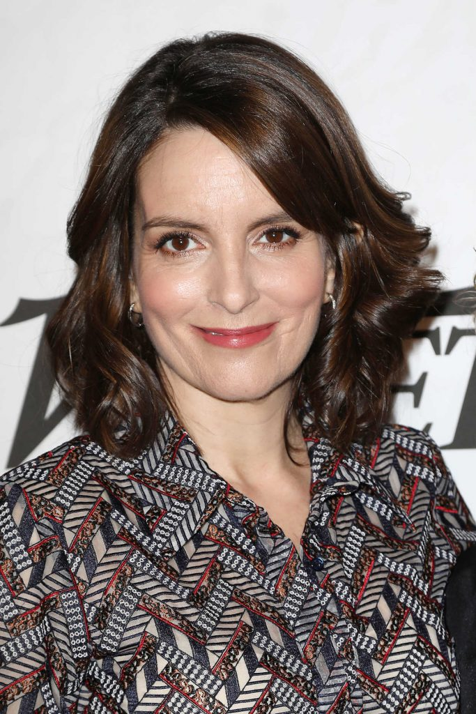 Tina Fey at the Variety's Power of Women Presented by Lifetime in New York 04/13/2018-5