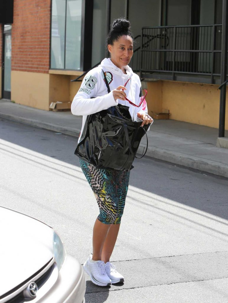 Tracee Ellis Ross Leaves the Gym in Los Angeles 04/24/2018-3