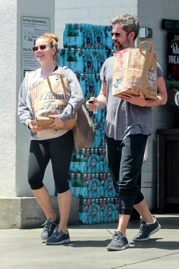 Amy Adams Goes Shopping at Bristol Farms in Beverly Hills 05/17/2018-1