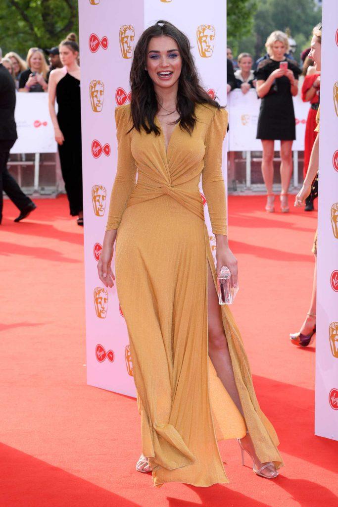 Amy Jackson at British Academy Television Awards at Royal Festival Hall in London 05/13/2018-1