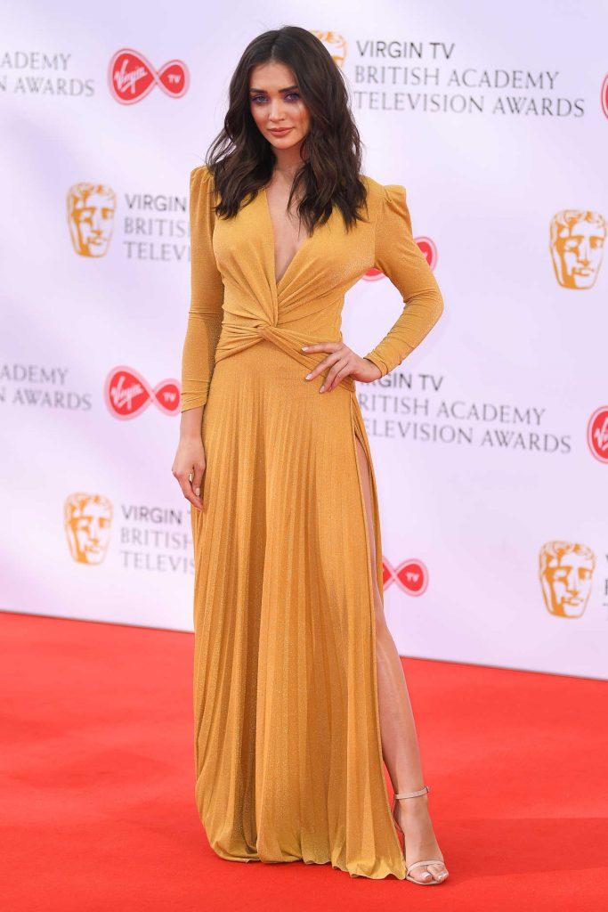 Amy Jackson at British Academy Television Awards at Royal Festival Hall in London 05/13/2018-3