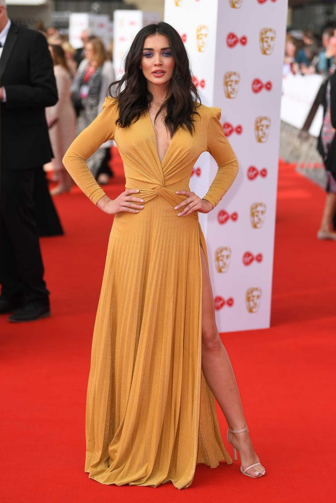 Amy Jackson at British Academy Television Awards at Royal Festival Hall in London 05/13/2018-4