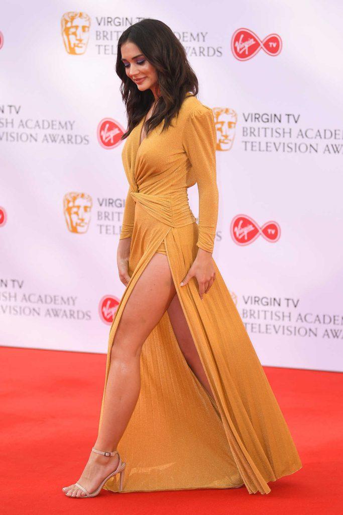 Amy Jackson at British Academy Television Awards at Royal Festival Hall in London 05/13/2018-5
