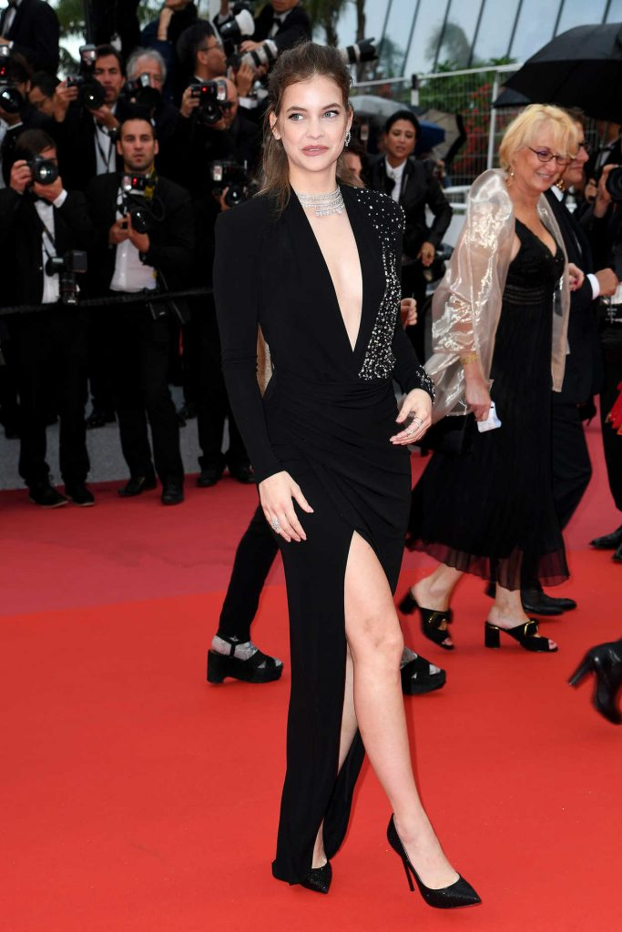 Barbara Palvin at the Burning Premiere During the 71st Cannes Film Festival in Cannes 05/16/2018-3