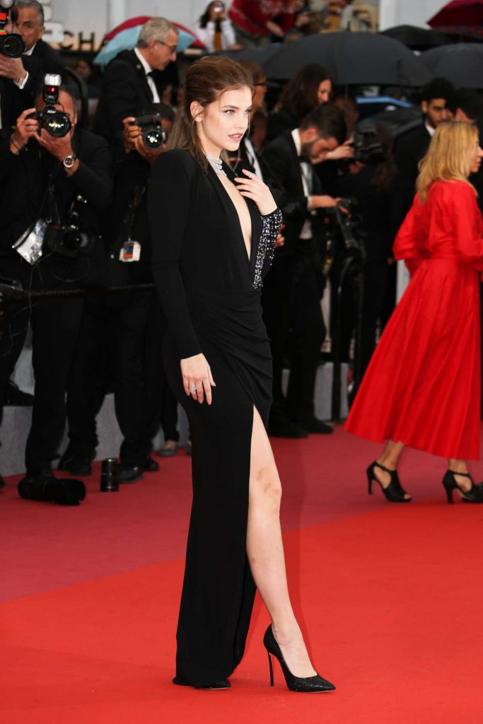 Barbara Palvin at the Burning Premiere During the 71st Cannes Film Festival in Cannes 05/16/2018-4