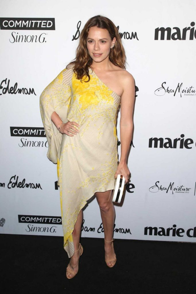 Bethany Joy Lenz at the 5th Annual Marie Claire Fresh Faces Party in Los Angeles 04/27/2018-2
