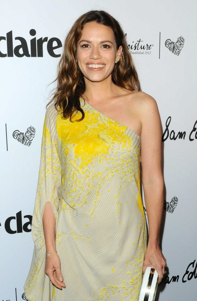 Bethany Joy Lenz at the 5th Annual Marie Claire Fresh Faces Party in Los Angeles 04/27/2018-3