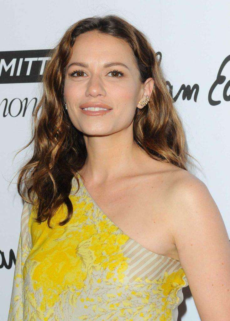 Bethany Joy Lenz at the 5th Annual Marie Claire Fresh Faces Party in Los Angeles 04/27/2018-4