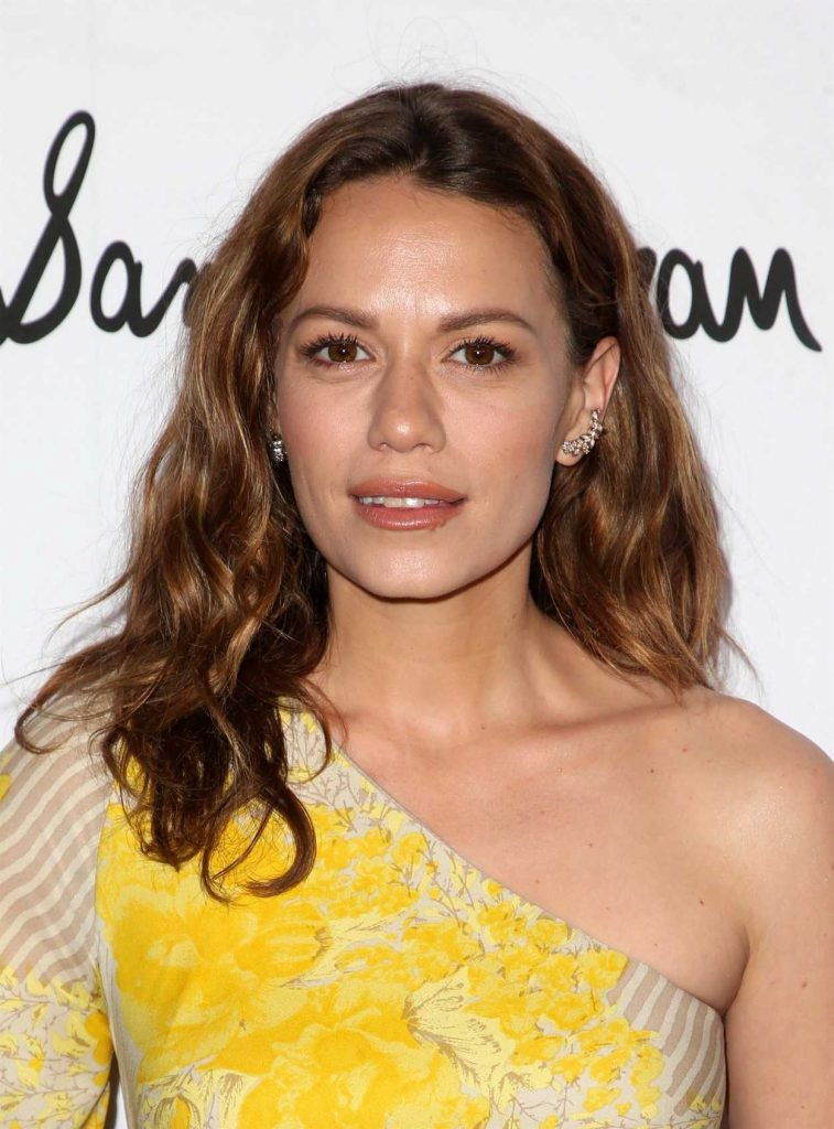 Bethany Joy Lenz at the 5th Annual Marie Claire Fresh Faces Party in Los Angeles 04/27/2018-5