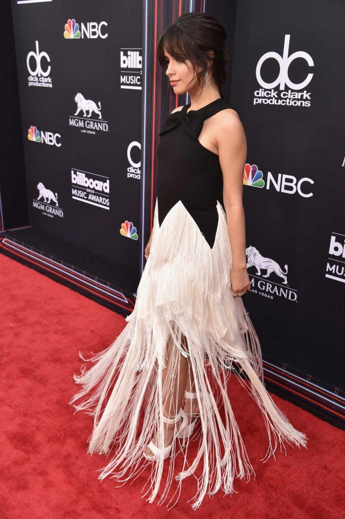 Camila Cabello at Billboard Music Awards in Las Vegas 05/20/2018-2