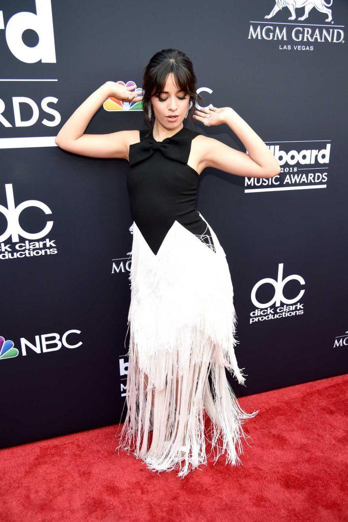 Camila Cabello at Billboard Music Awards in Las Vegas 05/20/2018-3