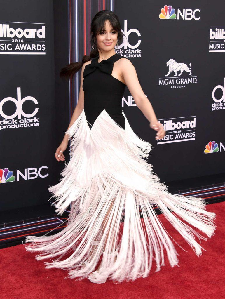 Camila Cabello at Billboard Music Awards in Las Vegas 05/20/2018-4