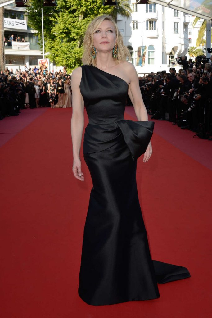 Cate Blanchett at the Girls of the Sun Premiere During the 71st Cannes Film Festival in Cannes 05/12/2018-1