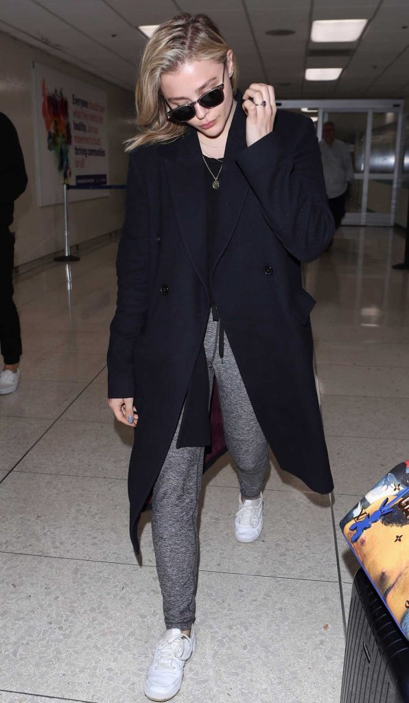Chloe Moretz Arrives at LAX Airport in Los Angeles 05/01/2018-4
