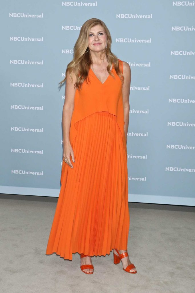 Connie Britton at NBCUniversal Upfront Presentation in New York City 05/14/2018-1