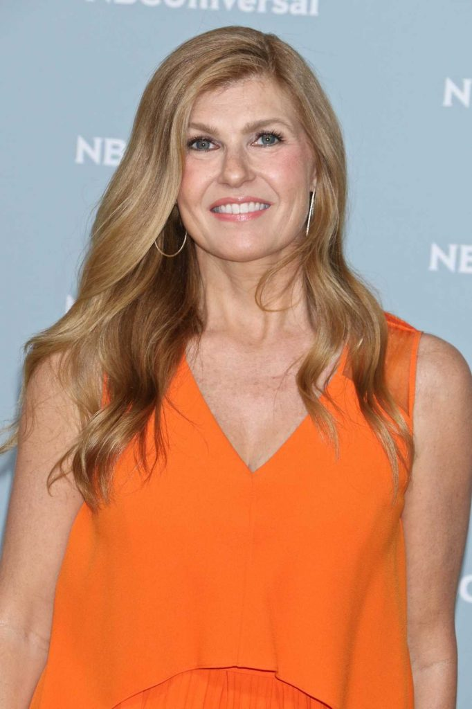 Connie Britton at NBCUniversal Upfront Presentation in New York City 05/14/2018-5