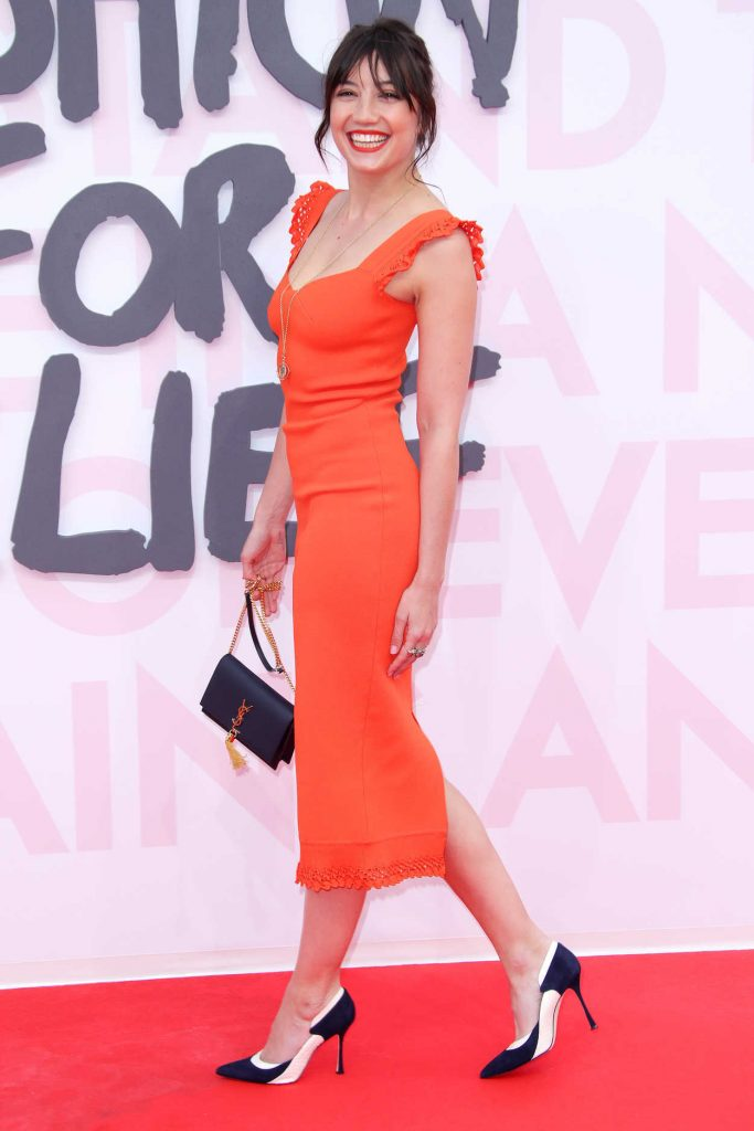 Daisy Lowe at the Fashion For Relief During the 71st Cannes Film Festival in Cannes 05/13/2018-4