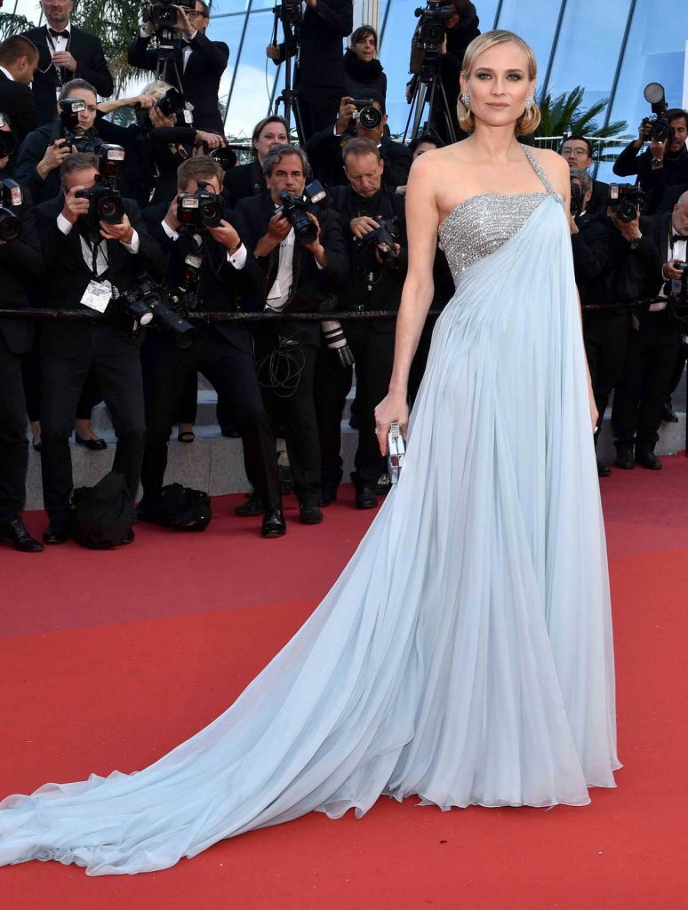 Diane Kruger at the Sink or Swim Screening During the 71st Cannes Film Festival in Cannes 05/13/2018-1