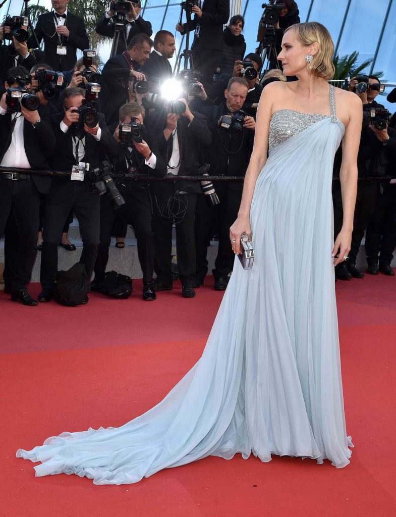 Diane Kruger at the Sink or Swim Screening During the 71st Cannes Film Festival in Cannes 05/13/2018-2