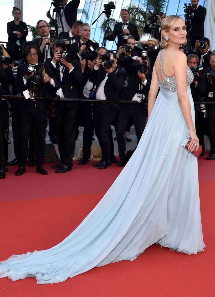 Diane Kruger at the Sink or Swim Screening During the 71st Cannes Film Festival in Cannes 05/13/2018-3