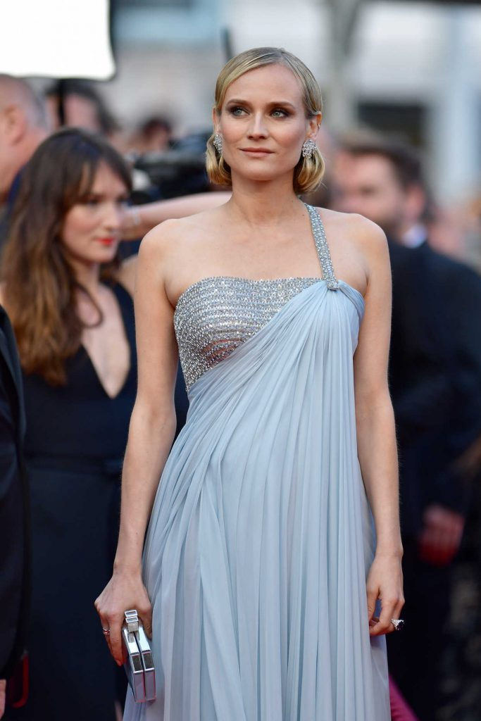Diane Kruger at the Sink or Swim Screening During the 71st Cannes Film Festival in Cannes 05/13/2018-4