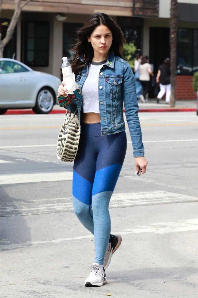 Eiza Gonzalez Was Seen Out in Studio City 05/21/2018-1