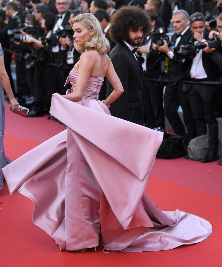 Elsa Hosk at the Girls of the Sun Premiere During the 71st Cannes Film Festival in Cannes 05/12/2018-3