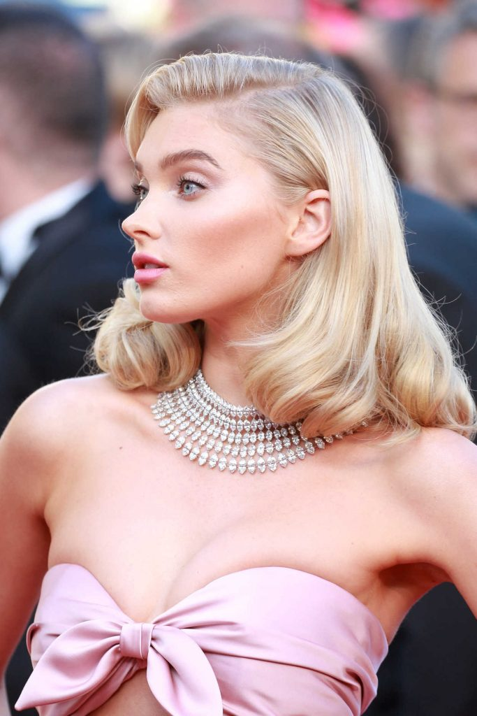 Elsa Hosk at the Girls of the Sun Premiere During the 71st Cannes Film Festival in Cannes 05/12/2018-5