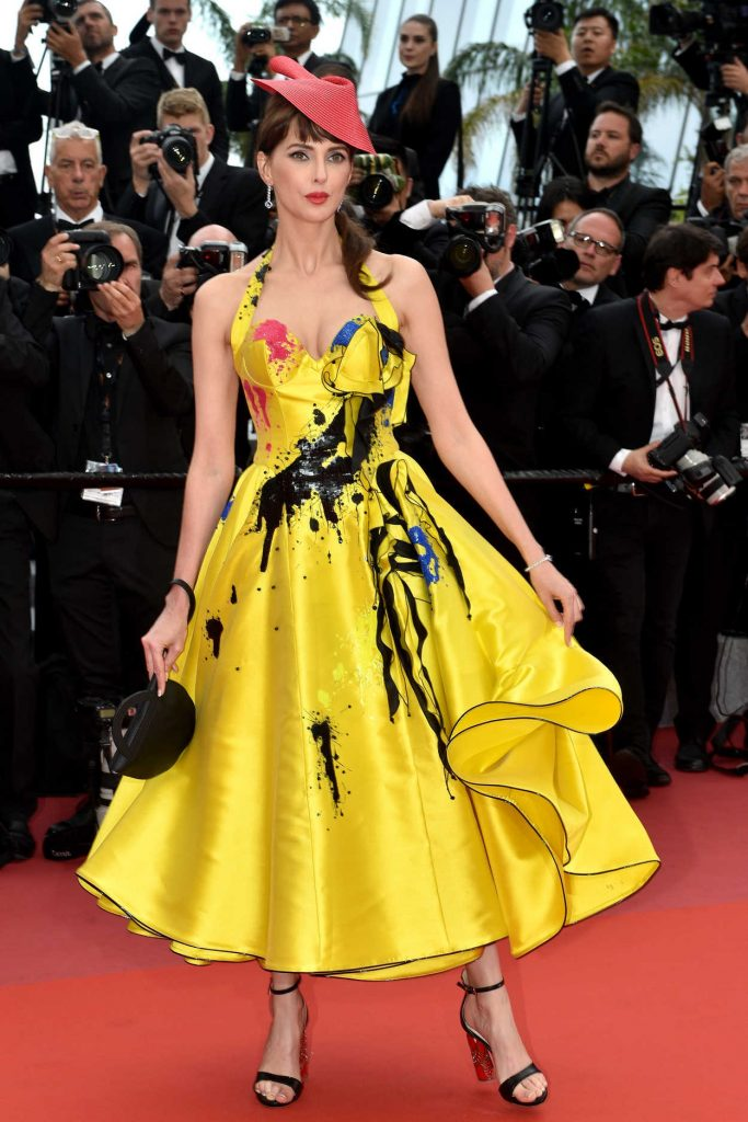 Frederique Bel at Sorry Angel Premiere During the 71st Cannes Film Festival in Cannes 05/10/2018-1