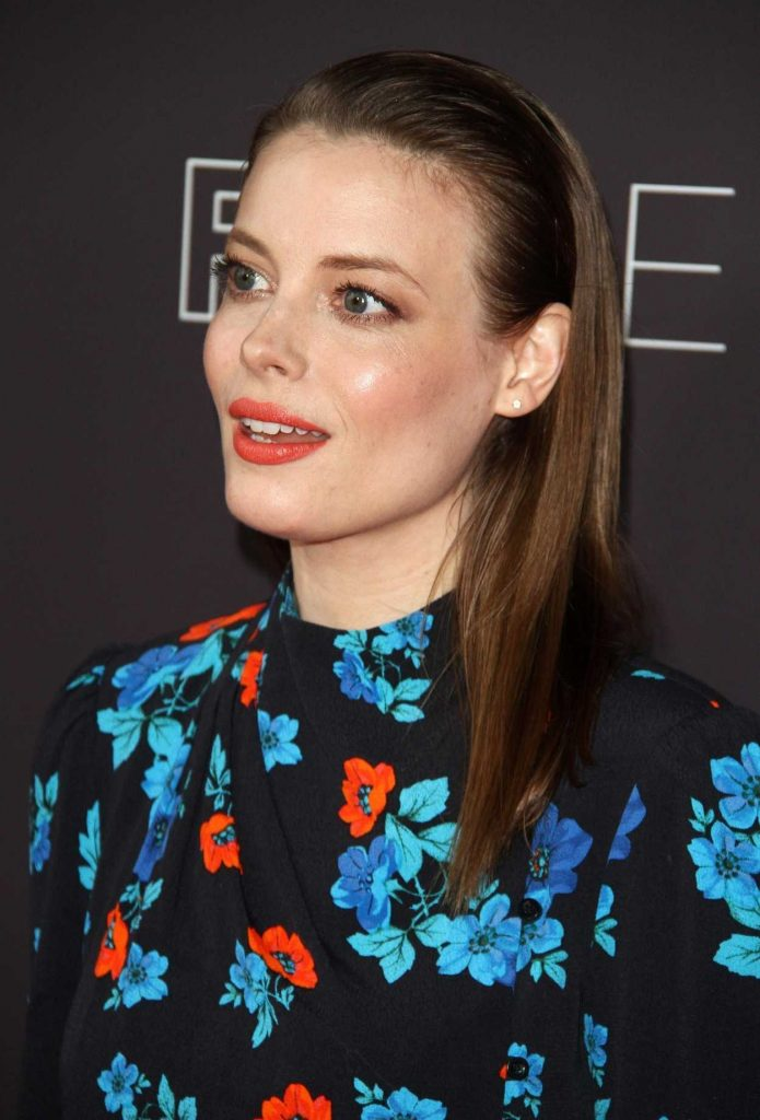 Gillian Jacobs at Netflix Comediennes in Conversation Panel FYsee Event in Los Angeles 05/29/2018-4