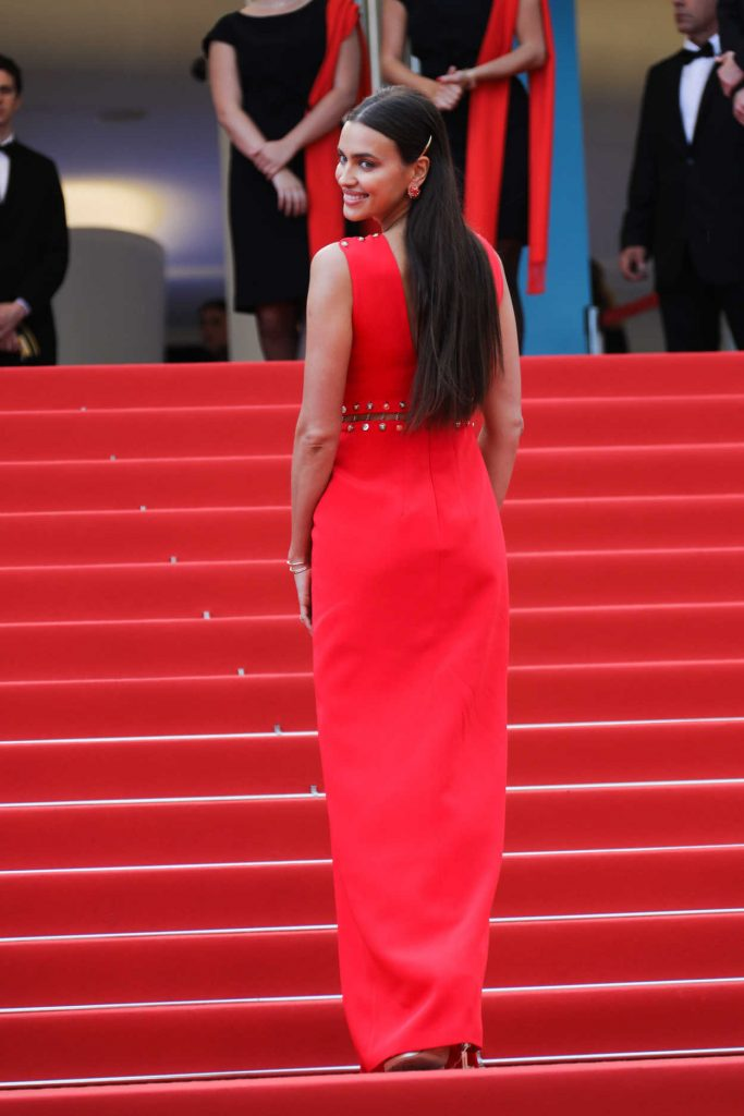 Irina Shayk at Sorry Angel Premiere During the 71st Cannes Film Festival in Cannes 05/10/2018-3