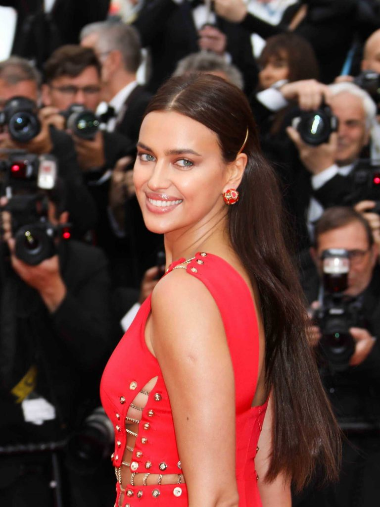 Irina Shayk at Sorry Angel Premiere During the 71st Cannes Film Festival in Cannes 05/10/2018-4