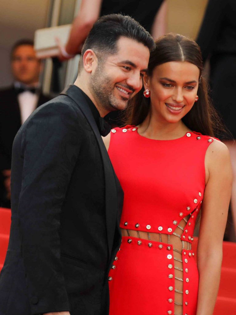 Irina Shayk at Sorry Angel Premiere During the 71st Cannes Film Festival in Cannes 05/10/2018-5