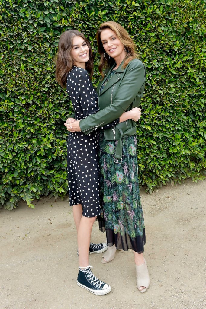 Kaia Gerber at 2018 Best Buddies Mother's Day Brunch in Malibu 05/12/2018-3