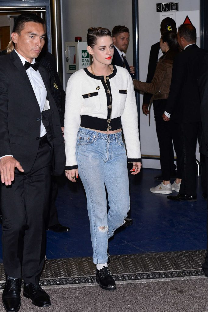 Kristen Stewart Leaves the Palace Festival in Cannes 05/12/2018-4