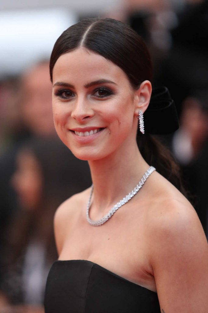 Lena Meyer-Landrut at the Blackkklansman Premiere During the 71st Cannes Film Festival in Cannes 05/14/2018-5