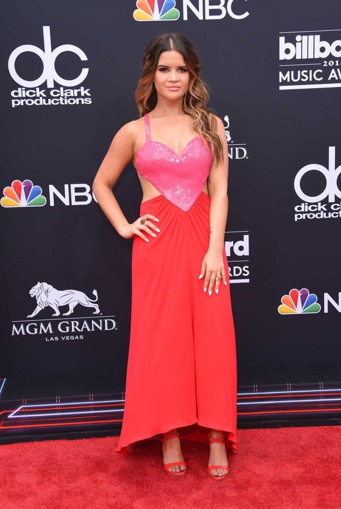 Maren Morris at Billboard Music Awards in Las Vegas 05/20/2018-1