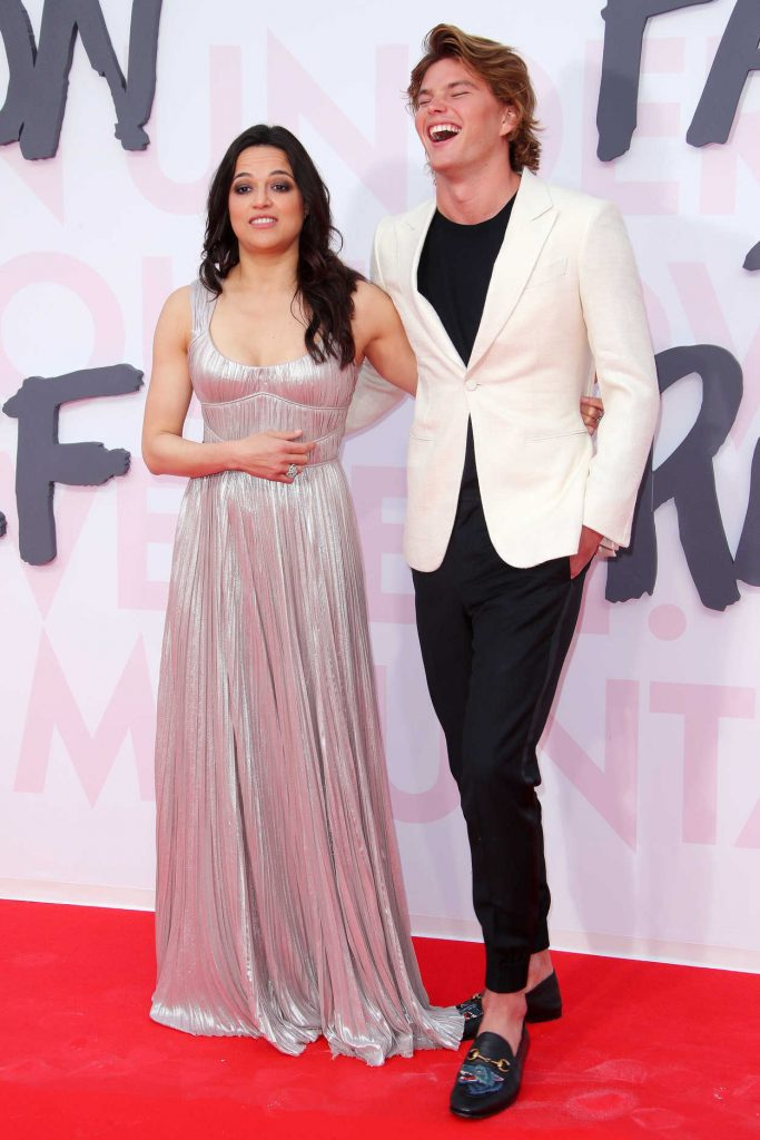 Michelle Rodriguez at the Fashion For Relief During the 71st Cannes Film Festival in Cannes 05/13/2018-4
