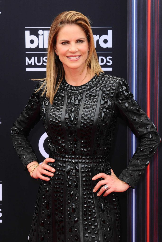 Natalie Morales at Billboard Music Awards in Las Vegas 05/20/2018-3